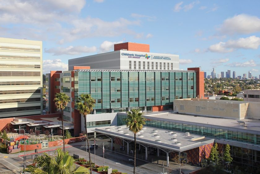 Children's Hospital Los Angeles Ranked No. 1 Children's Hospital in the Western U.S., No. 5 Nationally for Second Straight Year