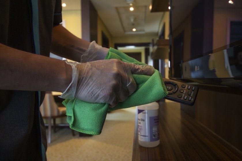 TIME Hotels implements improved sanitisation protocol