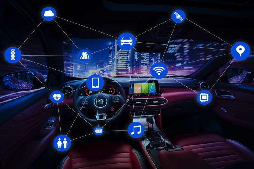 MG Motor preparing to introduce internet-connected cars