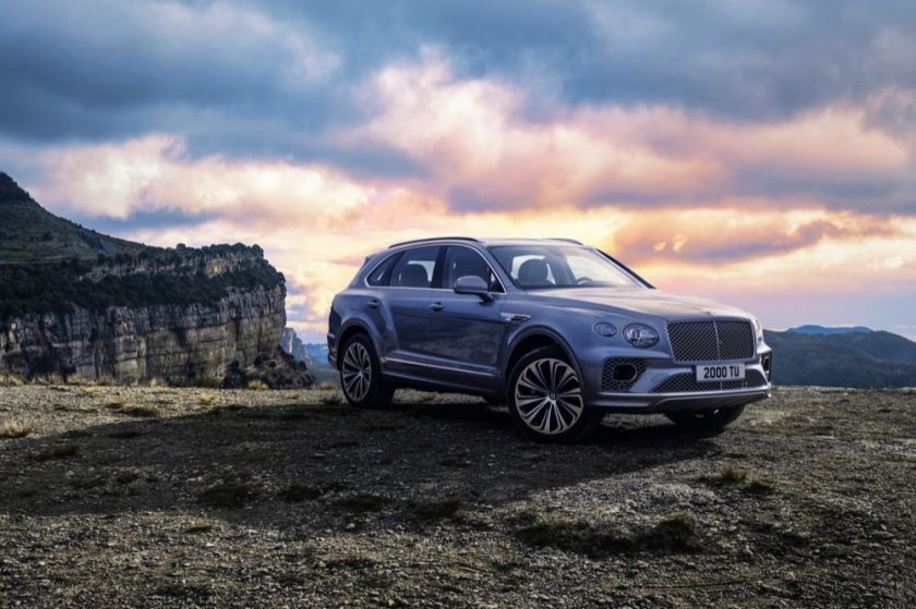 NEW BENTLEY BENTAYGA – THE DEFINITIVE LUXURY SUV