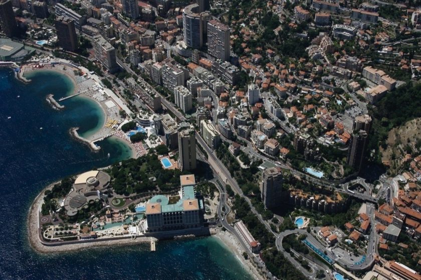 The Hotel industry is resuming in the Principality of Monaco