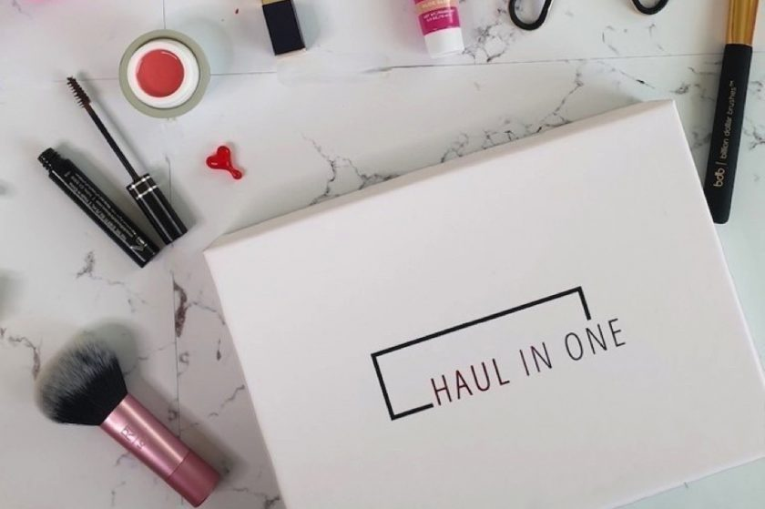 HAUL IN ONE Sets a New Standard For Personalised Beauty Boxes
