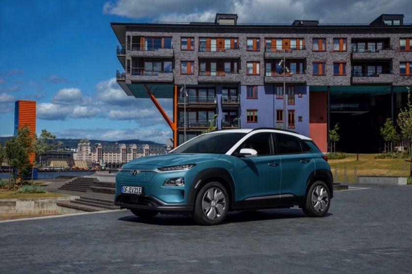 مبيعات هيونداي كونا الكهربائية العالمية تقفز إلى 100 ألف سيارة