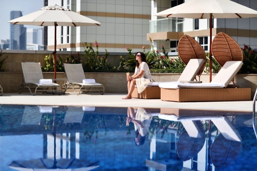 Mövenpick Hotel Apartments Downtown Dubai is Giving You