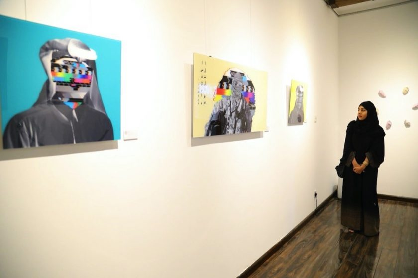 EXPLORE AND PURCHASE ARTWORK BY UAE-BASED ARTISTS