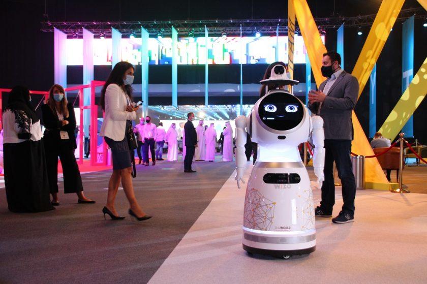 """""""ديجي ورلد"""" تواكب مستقبل الذكاء الاصطناعي والتحول الرقمي باطلاق """"ويزو"""""""
