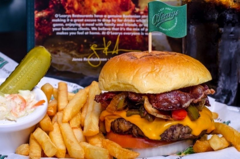 Kids can now eat for free at O'Learys sports restaurant