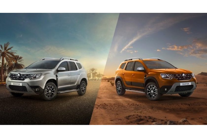RENAULT embraces the bold and the stylish Duster Sport & Urban