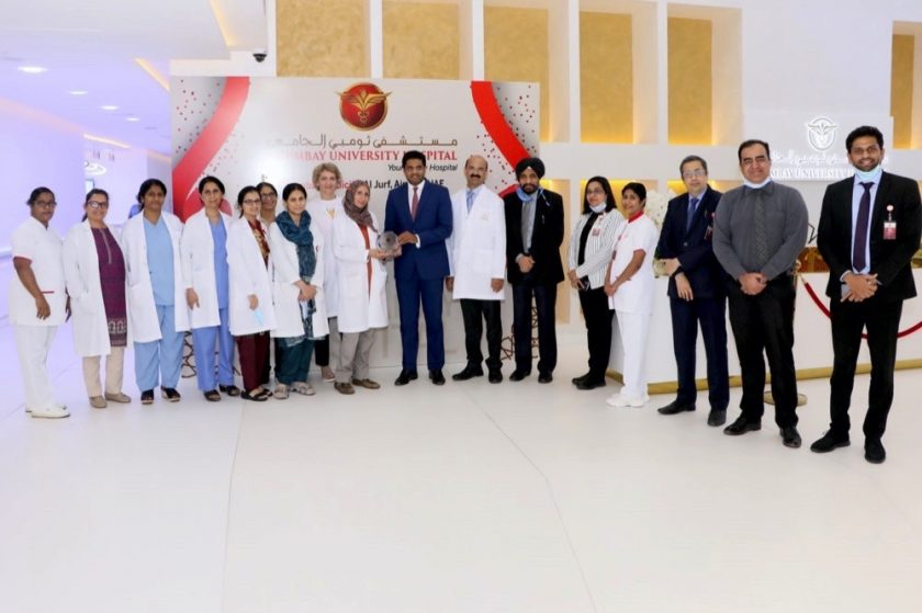 Thumbay University Hospital's Center for Obstetrics and Gynaecology