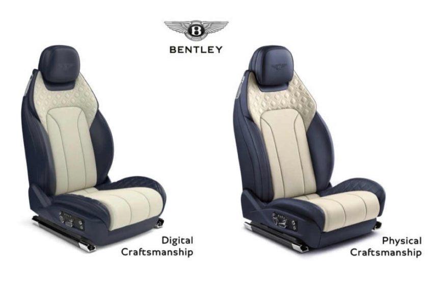 مستقبل الحِرَفية اليدوية الرقميةالنظام المكوِّن الذكي من Bentley