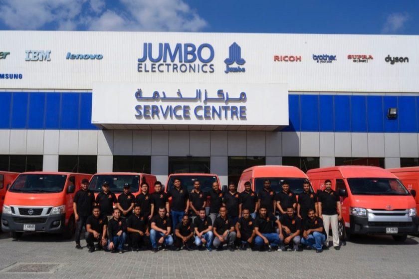 يقدم فريق جمبو التقني حلول أمان مؤتمتة بالكامل لسكان الإمارات