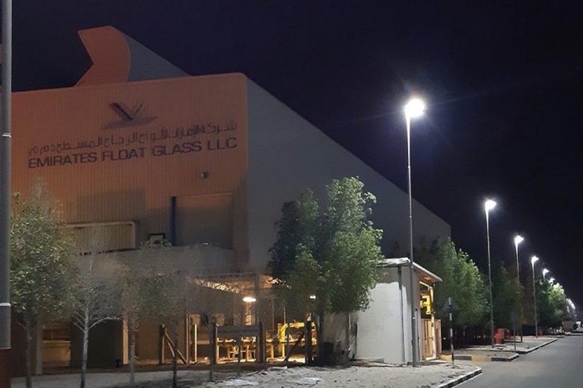 """دبي للاستثمار تعزز استدامتها باستخدام مصابيح """"ليد"""""""