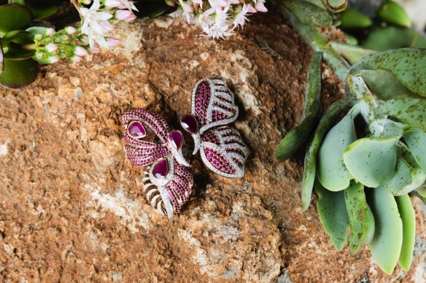 Fehmida Lakhany x Gemfields exclusively for Walk for Giants