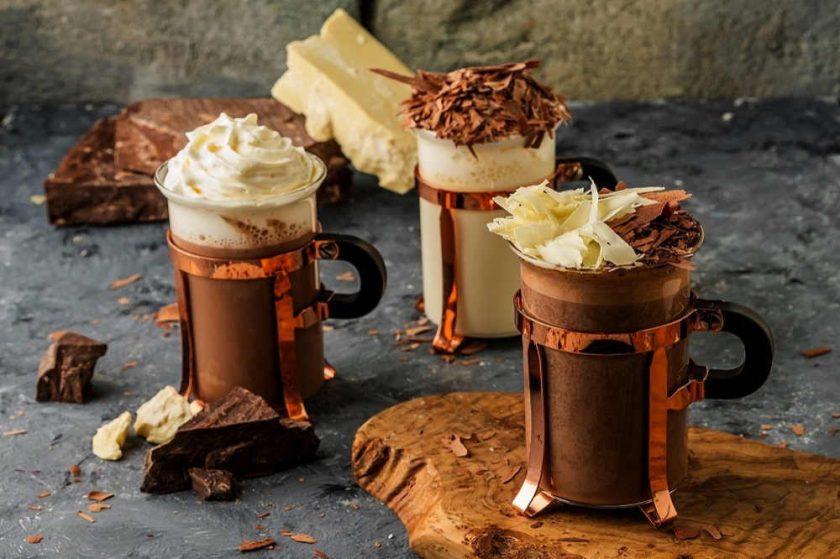 """""""نورث 28"""" تطلق قائمة مشروبات الشوكولاتة الساخنة الجديدة"""