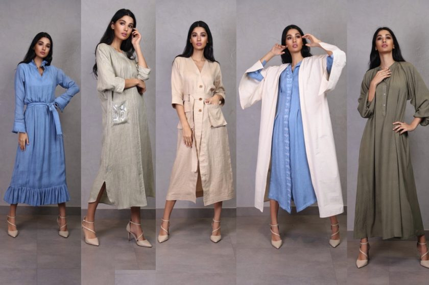 Casual Chic Linen Collection: Your Fabric Guide from HASH