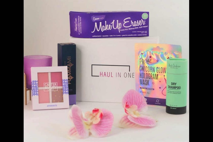 Bank on HAUL IN ONE's Latest Subscription Box