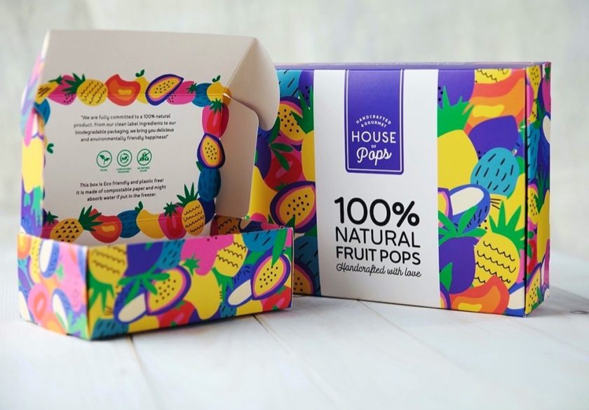 House of Pops: A Brand of Hand-Crafted, All-Natural, !