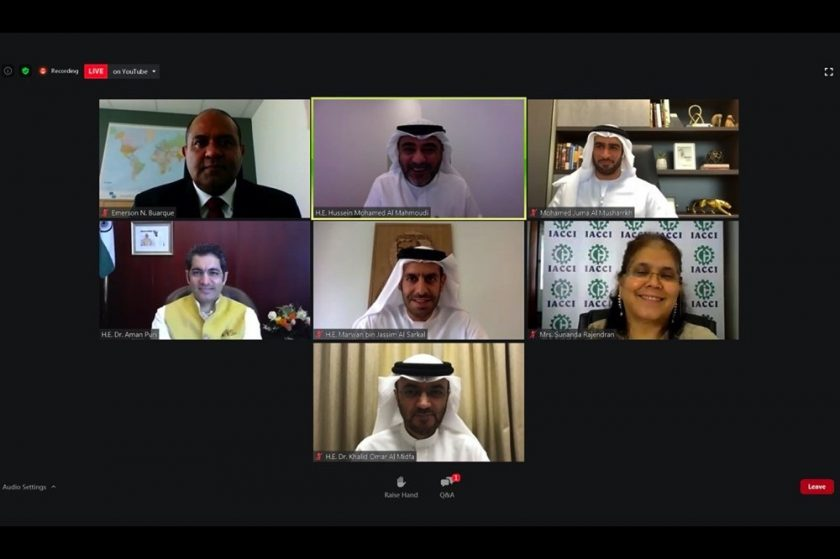 Invest in Sharjah webinar explores opportunities