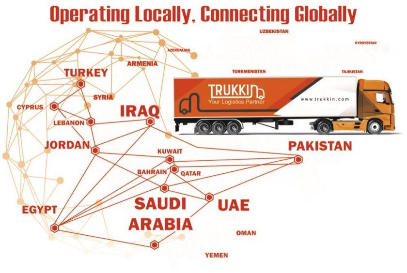 شركة Trukkin تطلق عملياتها التشغيلية في باكستان