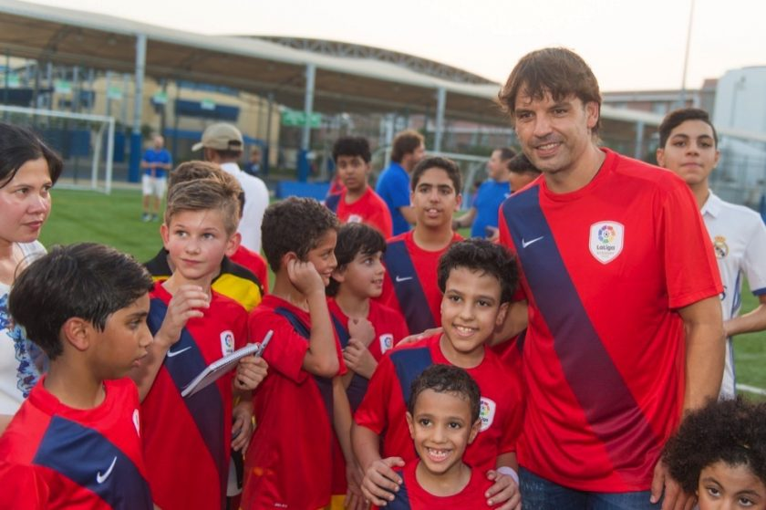 LaLiga Academy UAE Launches Its 2020/2021 Season