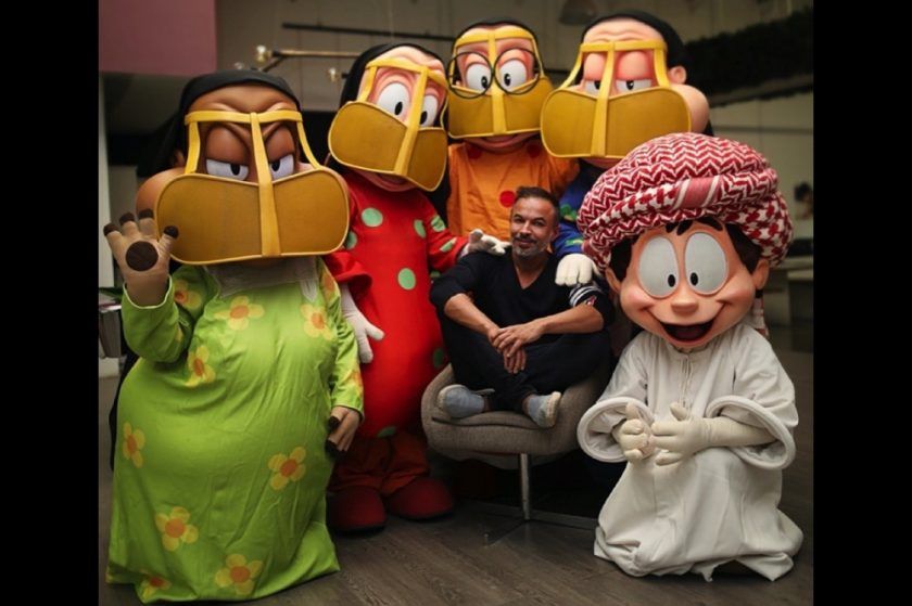 Mohammed Saeed Harib Joins Dubai Studio City's Reel Talks