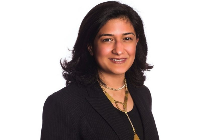 Najla Al Midfa, CEO of Sharjah Entrepreneurship Center (Sheraa)