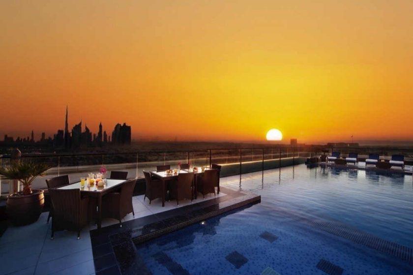 فندق بارك ريجيس كريسكين دبي يفتح أبوابه مجدداً