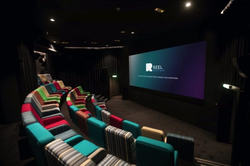 Private Hotel Floor + Private Cinema
