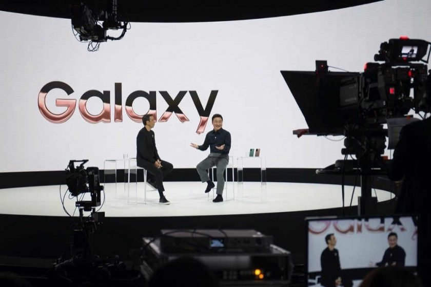 Samsung's First-ever Galaxy Unpacked Virtual Event Attracts