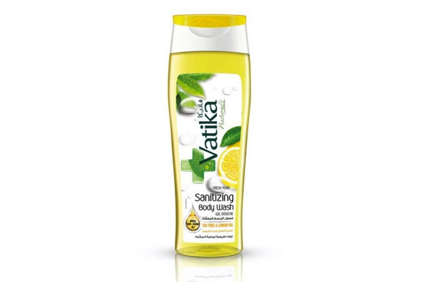 Vatika launches the world's first ever Sanitizing Body Wash