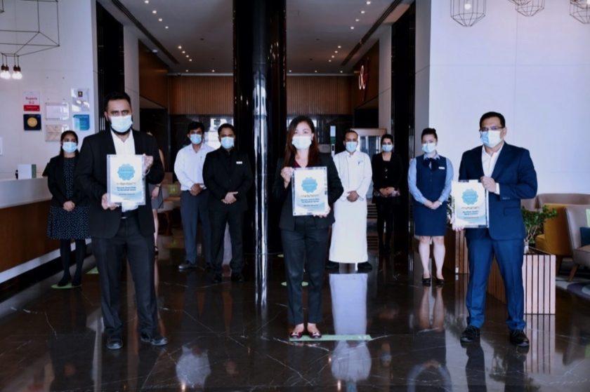 فنادق ويندام في عجمان تحصل على شهادة الخلو من فيروس كورونا