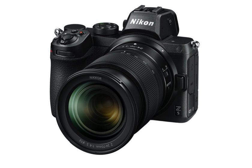 نيكون تطلق كاميرا Z5 عديمة المرايا في منطقة الشرق الأوسط