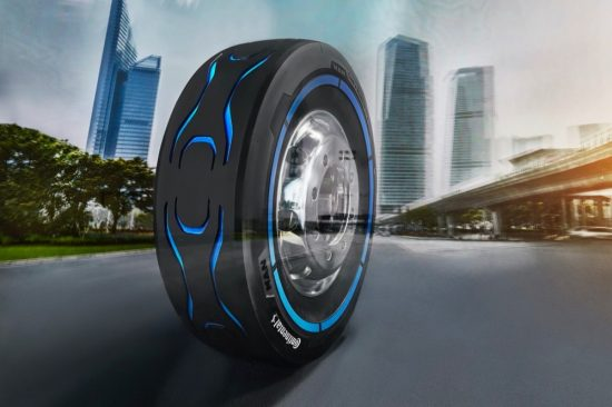 Continental Focusing on Production of Special Tyres for Electric Vehicles