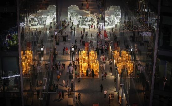 DUBAI DESIGN WEEK 2020 PROGRAMME HIGHLIGHTS IN d3
