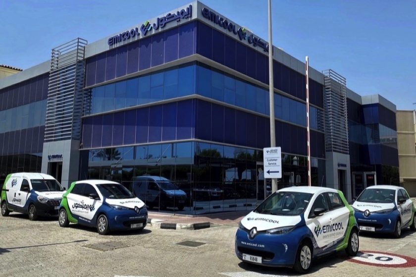 Emicool's electric vehicle fleet operation marks a year
