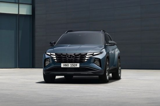 Hyundai Launches Dynamic New Tucson