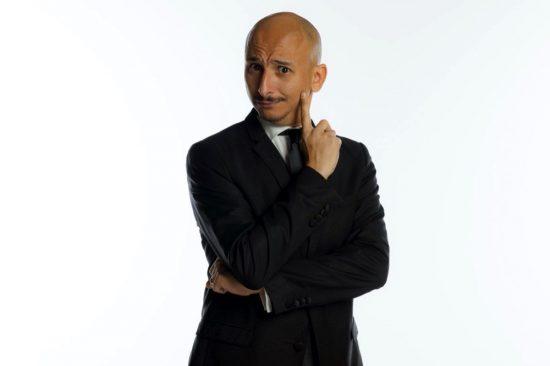 شبكة OSN تختار الكوميدي المصري خالد منصور