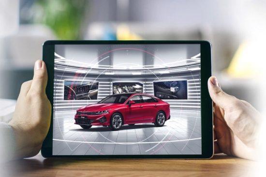 الماجد للسيارات تطلق صالة العرض الافتراضية بتقنية البث المباشر