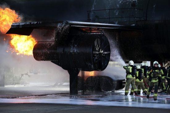 سيركو الشرق الأوسط تضيف خدمات الإنقاذ والإطفاء