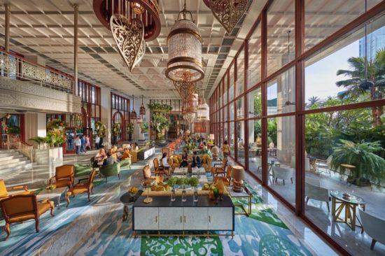 إعلان تحالف استراتيجي بين فنادق ماندارين أورينتال ومجموعة أوبيروي