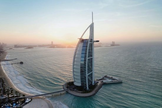 BURJ AL ARAB JUMEIRAH LAUNCHES 'SAL' –