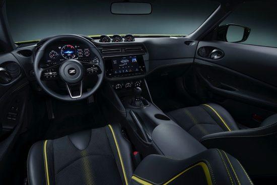 """سيارة نيسان """"Z Proto"""" سيارة مستقبلية مستوحاة من الماضي"""