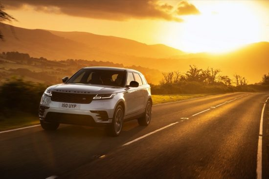 RANGE ROVER VELAR ELECTRIFIES WITH PLUG-IN HYBRID