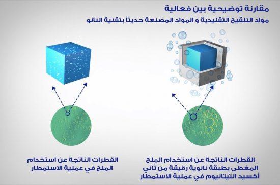 برنامج الإمارات للاستمطار يختبر كفاءة مواد جديدة لتلقيح السحب
