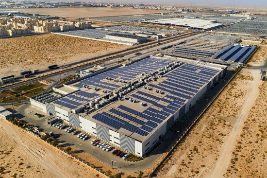 شركة Yellow Door Energy تطلق محطة طاقة شمسية ضخمة