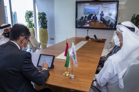 الإمارات وأوزبكستان تعززان التعاون الاقتصادي وفرص ائتمان الصادرات المشتركة