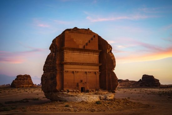 ALULA HERITAGE SITES RE-OPEN TO PUBLIC 31 OCTOBER