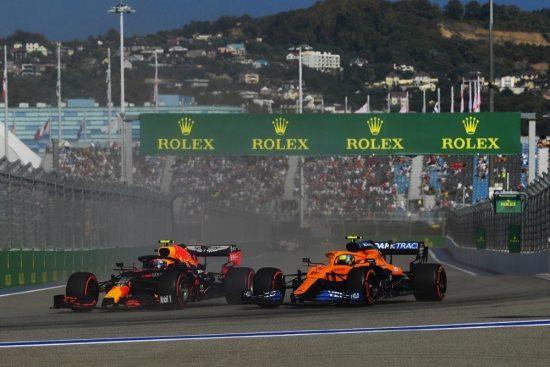 Verstappen Leads Quartet of Honda Point Scorers in Sochi
