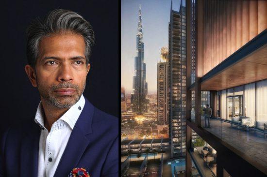 Ellington Properties joins hands with Dubai-based artist Neel Shukla