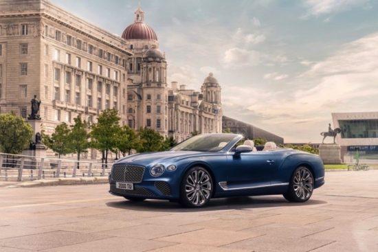 Bentley تقدّم 5,000 خيار من القشرات الخشبية